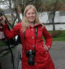 Karoline Elisabeth Sandborg