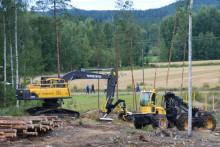 Volvo satsar på skogen med unik elhybrid