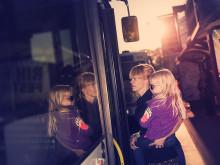 Kollektivtrafikresenärer investerar i hälsa