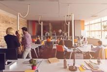 Hur många radondosor behövs för att mäta en arbetsplats?
