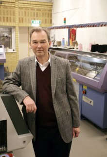 Doktorandsamarbete ger 16 miljoner till Textilhögskolan