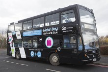 Match day travel gets a magpie makeover