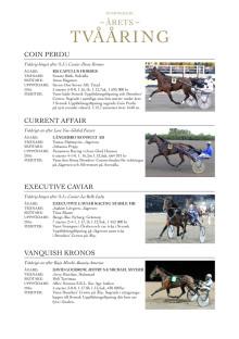 Nomineringar till Hästgalan
