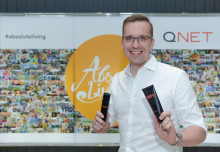 QNET INTRODUCES ITS FIRST SKINCARE FOR MEN