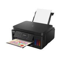 Canons nyeste printere med genopfyldelige blæktanke tilbyder økonomisk print – perfekt til små virksomheder eller iværksættere, der arbejder hjemmefra
