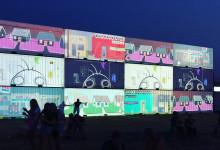 AP-student brengt de wereld van Tim Burton naar Pukkelpop