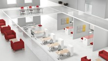 Kinnarps blir avtalsleverantör av möbler till SKL Kommentus