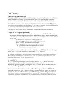 Faktamaterial om Trulicity