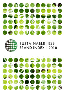 Sustainable Brand Index B2B 2018 - bakgrund & metod