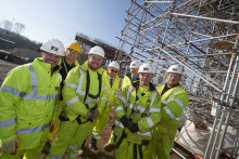 Local apprentices to work on Mersey Gateway Project
