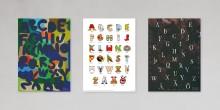 Fler formgivare tolkar bokstaveringsalfabetet Adam Berit