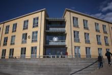 Högskolan i Skövde behåller sitt höga söktryck