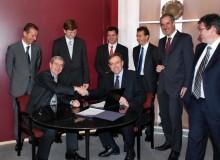 PSA Peugeot Citroën och BMW Group utvecklar hybridteknologi tillsammans