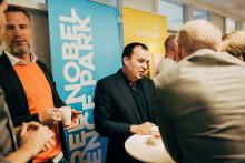 Alfred Nobel Science Park deltar på Teknikcollege jubileumskonferens på Conventum!