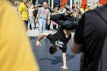 Break the Fight! -Nuorten hip hop tapahtuma Stoassa 20.9.