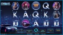 Kaasuta tulevaisuuteen Drive: Multiplier Mayhem pelissä!