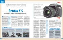 Test af Pentax K-5 i Chasseur d'Images