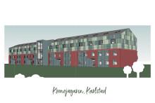 Willhem tillför nya hyreslägenheter i Karlstad