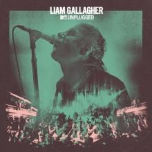 "Liam Gallagher slipper ""MTV Unplugged"" live-album"