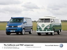 The Volkswagen campervan is dead. Long live the Volkswagen campervan!