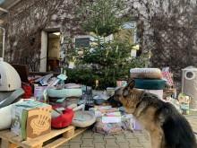 """Tierheimwünsche werden wahr: Fressnapf-Kunden und MitarbeiterInnen sorgen wieder für eine """"tierische Bescherung"""""""