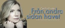 Cecilia Frode möter renässansmusiker i en ny föreställning