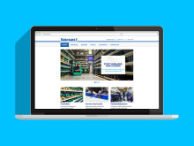 Ny webbplats åt Rekvisitt AS av Kodamera