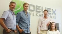 Devex Mekatronik öppnar nytt kontor i Sundsvall