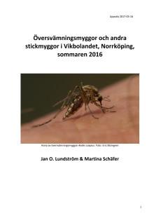 Rapport för 2016