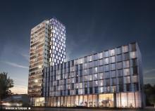 Nordic Choice Hotels vinner prestigeprojekt i Mölndal