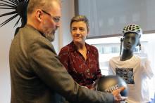 EC VP Vestager says Graphene Flagship is money well spent