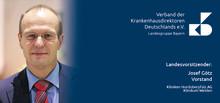Tagung der Bayerischen Krankenhausdirektoren und Mitgliederversammlung vom  09.10. bis 11.10.2018 in Bad Wörishofen