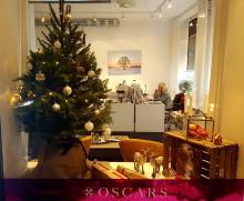 Julen har flyttat in hos Oscars...