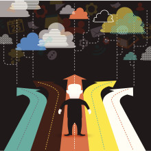 Endast 3 av 10 beslutsfattare har kompetens att ta it-beslut