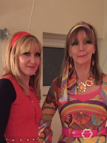 Beverly takes up Inca challenge for her sister Georgie
