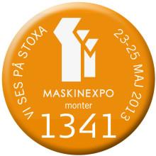 Möt Proffsmagasinet på Maskinexpo 2013 - Monter 1341