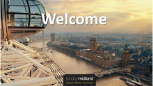 London Midland's West Coast Stakeholders' Spring Briefing 2017