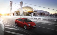 Nya Prius och fler nyheter på Frankfurtmässan