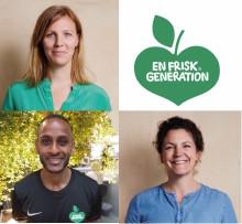 Alla barn har rätt till en jämlik hälsa - En Frisk Generation i Almedalen