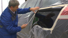 Norton Plastifilm - New masking product for car body protection