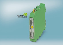 Nyt 868 MHz wireless modul med Trusted Wireles 2.0