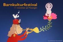 Barnkulturfestival i Upplands Väsby lördagen den 11 november