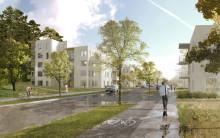 SKB planerar 120 nya hyresrätter i Bromma