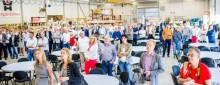 VårgårdaHus har invigt nya fabrikslokaler