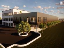 Nu börjar Beslag Design bygga sitt nya hem