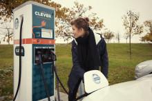 Besøg Bornholm i elbil – ny hurtiglade-station i Ystad