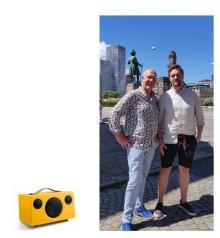 Audio Pro tas över av en duo från Zound Industries