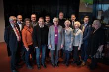 Ny kyrkostyrelse vald för 2018-2021