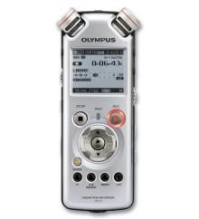 Olympus LS-11 - Succen med Olympus portabla inspelningsstudios fortsätter