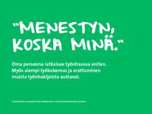 Etelä-Suomen nuoret hakevat kehittymismahdollisuuksia
